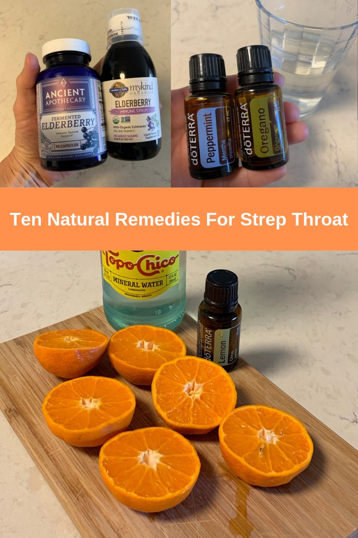 10 Natural Remedies for Strep Throat