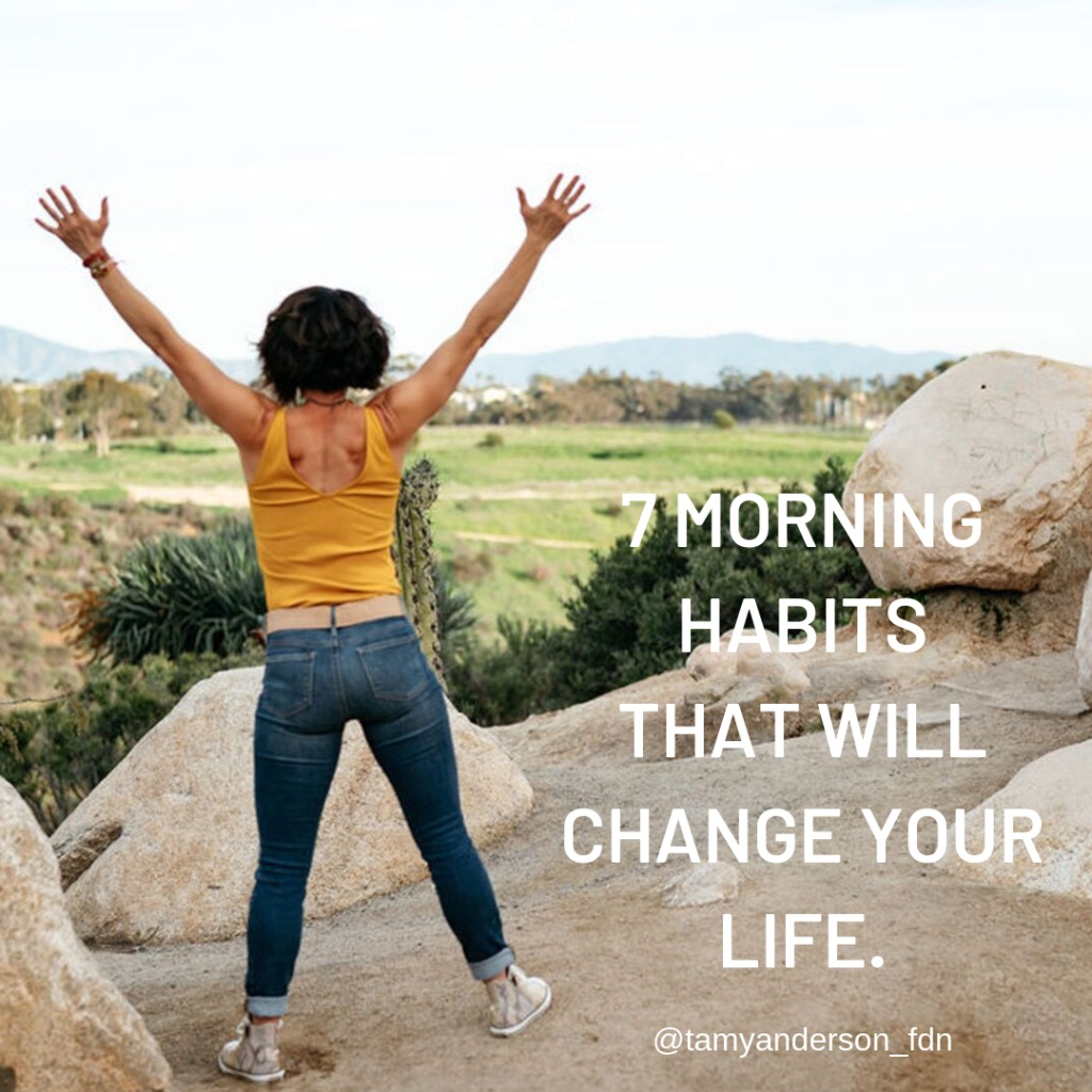 7 Morning Habits That Will Change Your Life